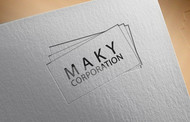 MAKY Corporation  Logo - Entry #88