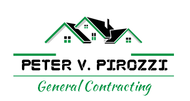 Peter V Pirozzi General Contracting Logo - Entry #47