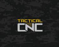 Tactical CNC Logo - Entry #57