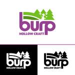 Burp Hollow Craft  Logo - Entry #232