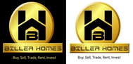 Biller Homes Logo - Entry #139