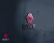 BWT Concrete Logo - Entry #112