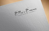 ellie's essence candle co. Logo - Entry #44
