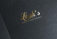 Leah's auto & nail lounge Logo - Entry #58