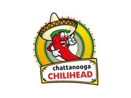 Chattanooga Chilihead Logo - Entry #155
