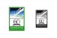 60th Anniversary of Mile High Swinging Bridge Logo - Entry #21