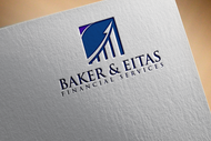 Baker & Eitas Financial Services Logo - Entry #86