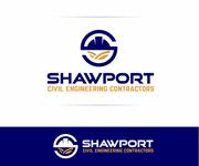 Shawport Civil Engineering Contractors Logo - Entry #41