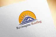 Reimagine Roofing Logo - Entry #204