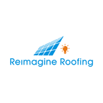 Reimagine Roofing Logo - Entry #52