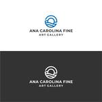 Ana Carolina Fine Art Gallery Logo - Entry #197