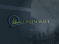 Green Wave Wealth Management Logo - Entry #62