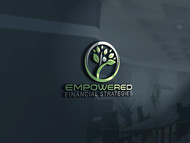 Empowered Financial Strategies Logo - Entry #271