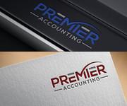 Premier Accounting Logo - Entry #412