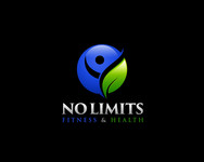 No Limits Logo - Entry #135