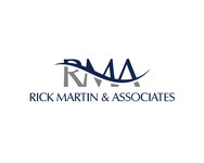 Rick Martin & Associates Logo - Entry #67
