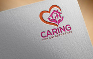 CARING FOR CATASTROPHES Logo - Entry #25