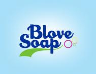 Blove Soap Logo - Entry #4