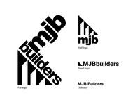 MJB BUILDERS Logo - Entry #34