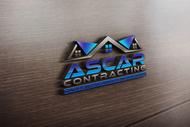 ASCAR Contracting Logo - Entry #6