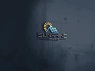 Sunshine Homes Logo - Entry #131