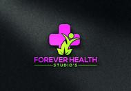 Forever Health Studio's Logo - Entry #57