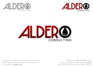 Aldero Consulting Logo - Entry #158