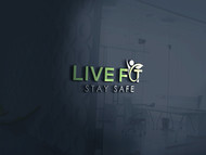 Live Fit Stay Safe Logo - Entry #68