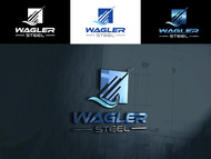 Wagler Steel  Logo - Entry #184