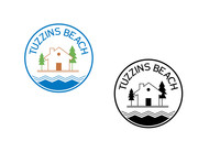 Tuzzins Beach Logo - Entry #156