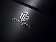 Solar Vinyl Graphics Logo - Entry #323