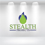 Stealth Projects Logo - Entry #216