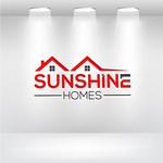 Sunshine Homes Logo - Entry #268