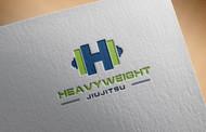Heavyweight Jiujitsu Logo - Entry #314