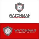 Watchman Surveillance Logo - Entry #314