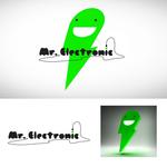 Mister Electronic Logo - Entry #44