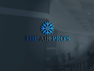 The Air Pro's  Logo - Entry #87
