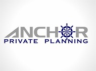 Anchor Private Planning Logo - Entry #56