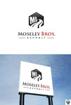 Moseley Bros. Asphalt Logo - Entry #22
