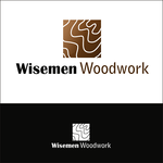Wisemen Woodworks Logo - Entry #152