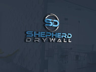 Shepherd Drywall Logo - Entry #187