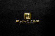 4P Wealth Trust Logo - Entry #221