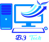 B3 Tech Logo - Entry #30