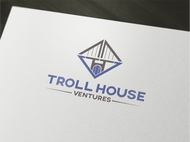 The Troll House Logo - Entry #8