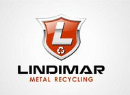 Lindimar Metal Recycling Logo - Entry #150