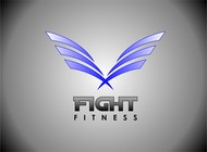 Fight Fitness Logo - Entry #74