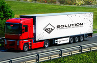 Solution Trailer Leasing Logo - Entry #382