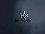 Roberts Wealth Management Logo - Entry #258