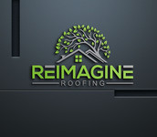 Reimagine Roofing Logo - Entry #151