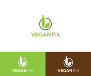 Vegan Fix Logo - Entry #67